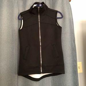 Betsy Johnson Performance Vest Black & Gray Sz. S
